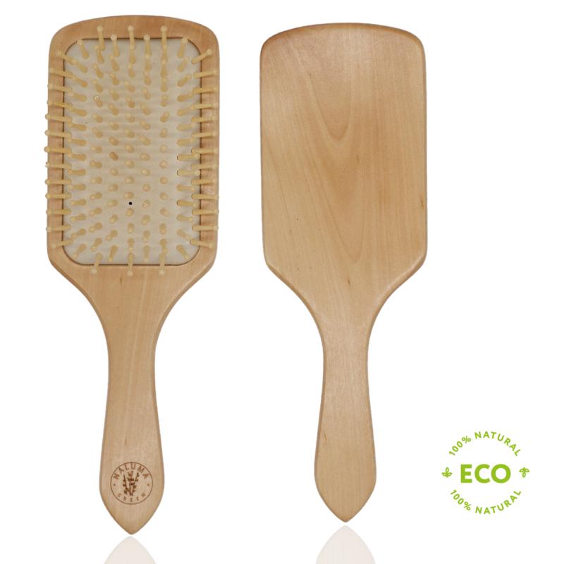 Bambus Haarbürste Holz